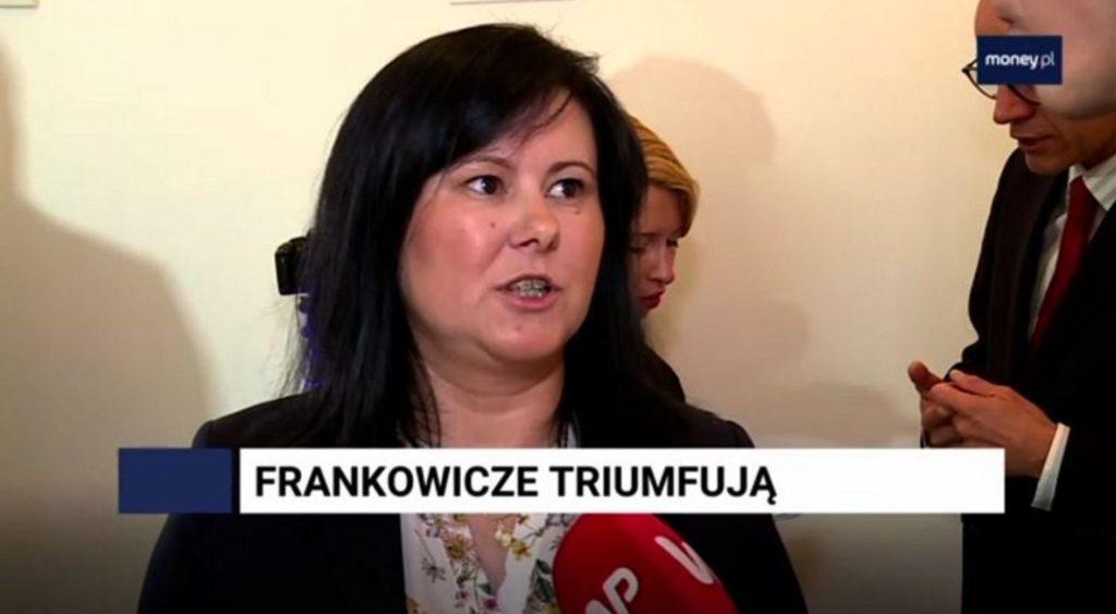 Kredyt we frankach Justyna Dziubak